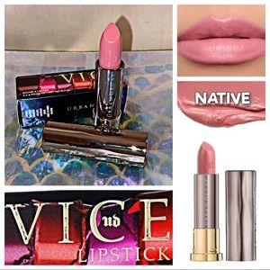 NIB - URBAN DECAY VICE Cream Lipstick - NATIVE